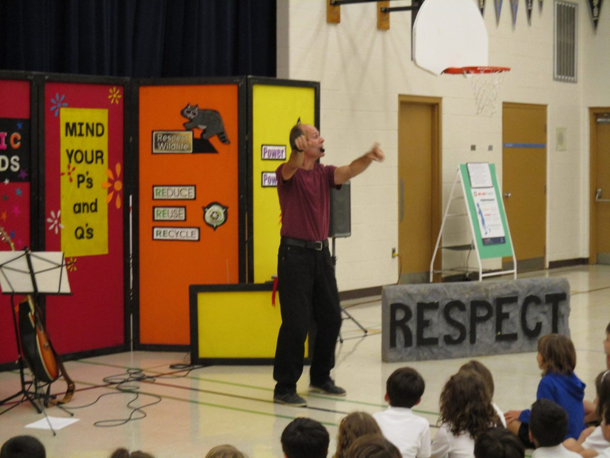 Gerry Mitchell's Anti-Bullying Message